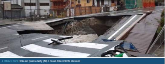 Climate change, il rapporto dell'Osservatorio CittàClima di Legambiente
