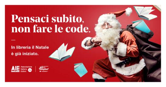 Natale in libreria è già iniziato: al via la campagna degli editori