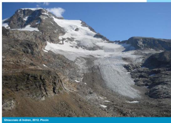 Ghiacciai alpini, Legambiente: negli ultimi 150 anni superficie ridotta del 60%