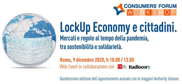 LockUp Economy e cittadini, Consumers' Forum