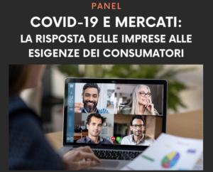 Panel Covid-19 e mercati