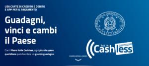 cashless italia