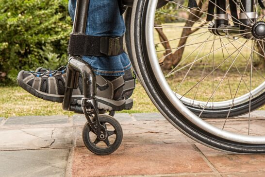 La disabilità espone a maggior rischio di povertà e di esclusione sociale
