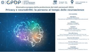 Giornata europea della protezione dati