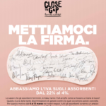 """Close the gap"", al via la campagna Coop per la parità di genere"