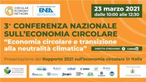 3^ Conferenza Nazionale sull'economia circolare