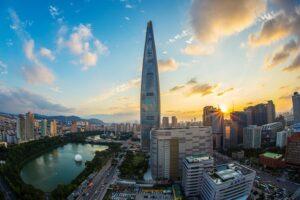 La capitale della Corea del Sud Seoul