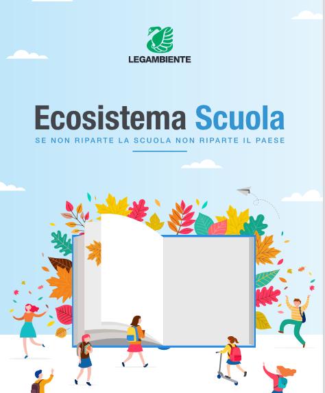 Ecosistema Scuola 2021, le scuole fra interventi urgenti e carenze storiche