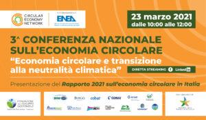 3^ Conferenza Nazionale Economia Circolare