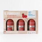 """Torna """"Il Pomodoro. Buono per te, buono per la ricerca"""" (Fonte: Fondazione Veronesi)"""