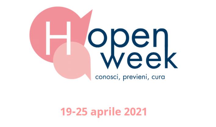 H-Open Week, dal 19 al 25 aprile servizi gratuiti dedicati alla salute della donna
