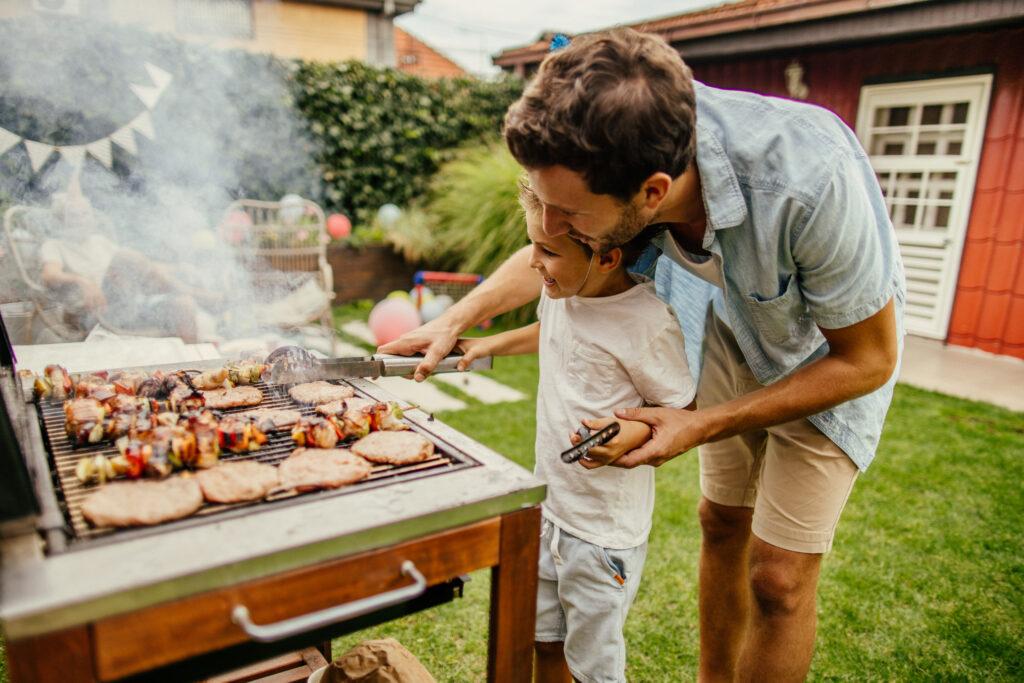 pasqua barbecue