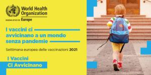 Settimana Europea dell'Immunizzazione (Fonte: OMS)