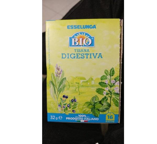 Tisana Digestiva Esselunga