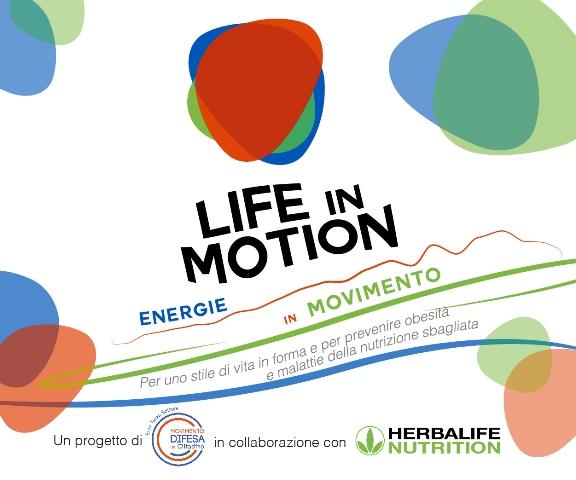 Prosegue il progetto LIFE IN MOTION, domani il prossimo il webinar