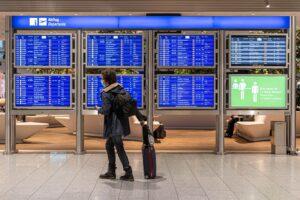 aeroporto viaggi
