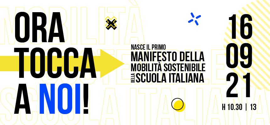 Mobilità sostenibile, presentato il primo Manifesto realizzato dagli studenti