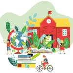 Ecosistema Scuola, Legambiente: resta il divario tra Centro Nord e Sud e Isole (Fonte: Legambiente)